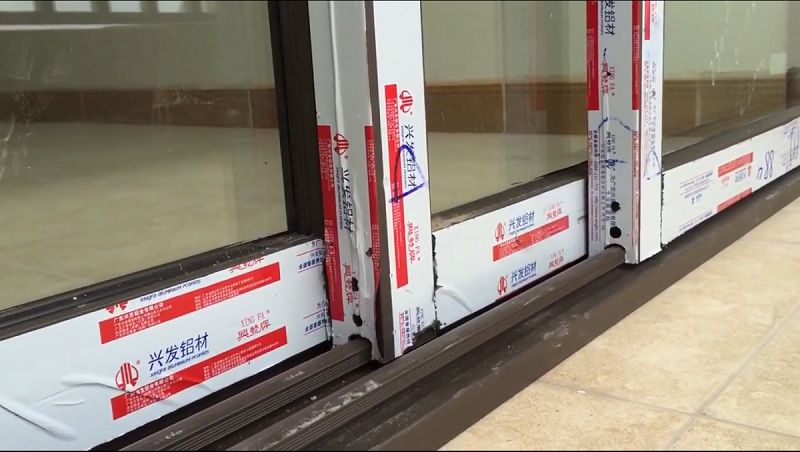 Cửa nhôm Xingfa nhập khẩu có tem đỏ