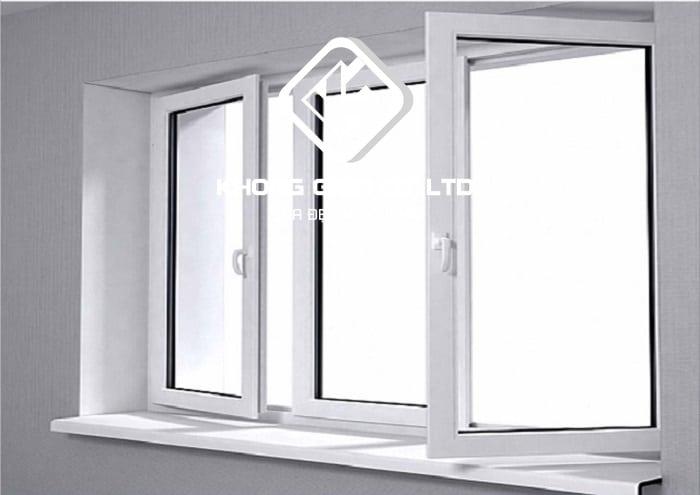 Mẫu cửa sổ sắt
