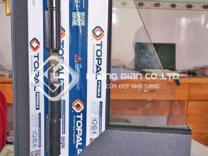 Cửa nhôm Topal do tập đoàn Ausdoor sản xuất dựa trên dây chuyền hiện đại và tiên tiến nhất