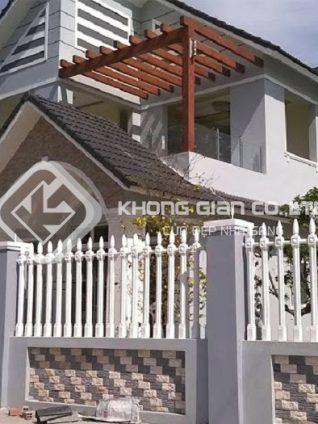 Vai trò của mẫu hàng rào biệt thự đẹp đóng vai trò rất quan trọng trong thiết kế kiến trúc hiện đại