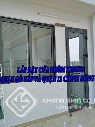 Làm sao để tìm được đơn vị lắp đặt cửa nhôm Xingfa Quận Gò Vấp và Quận 12 uy tín là chủ đề mà nhiều người quan tâm